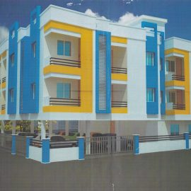 Construction of Residential Apartment