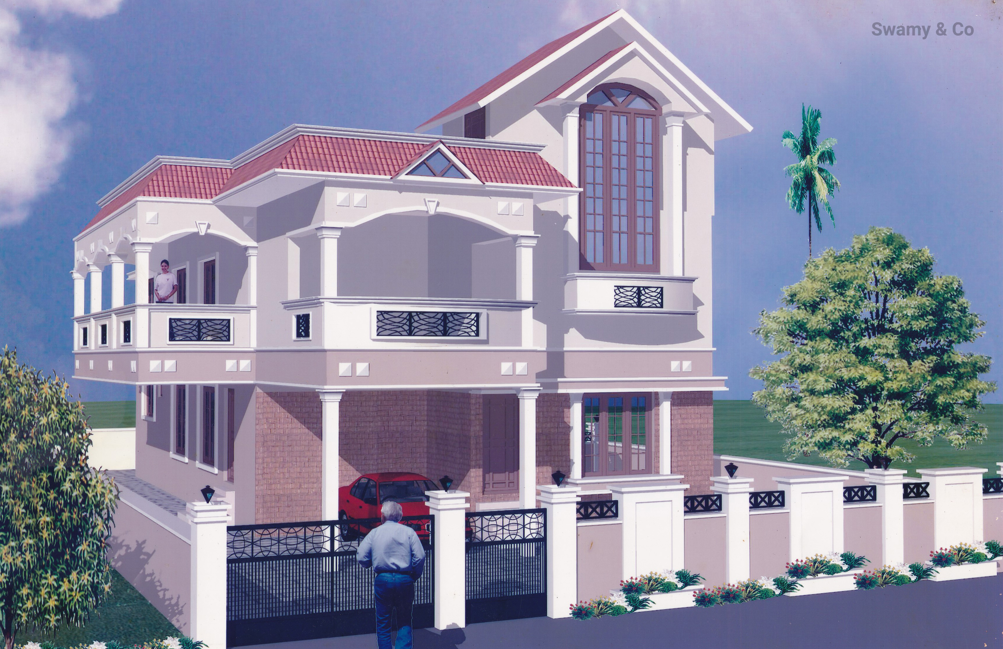 Construction of Residential Bungalow