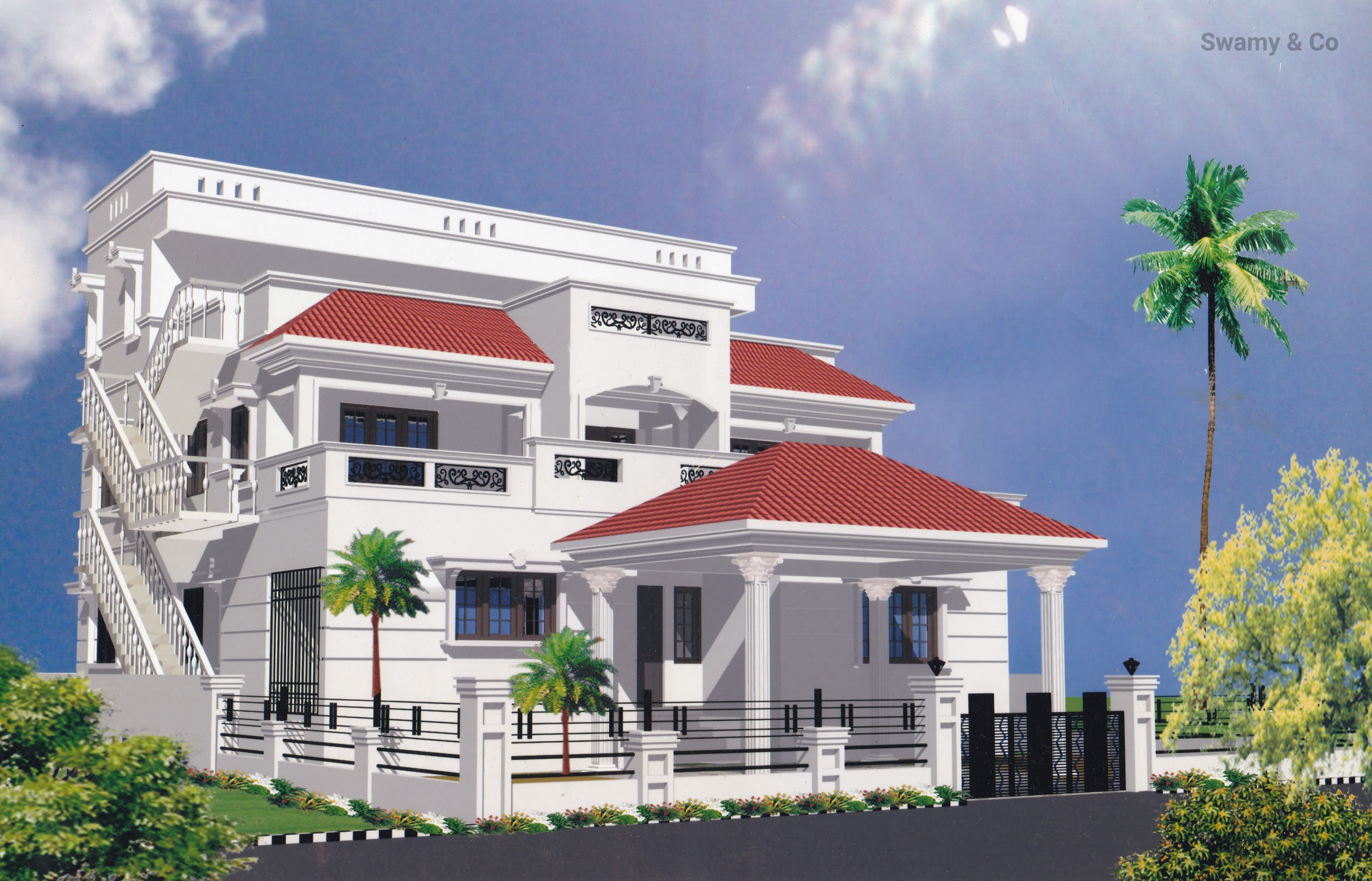 Construction of Residential Bunglow